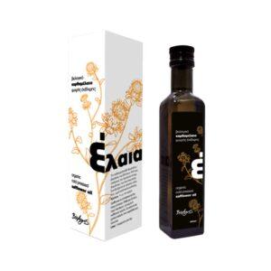 Καρθαμέλαιο ψυχρής έκθλιψης, 250ml, Βιοαγρός, Orange Bio