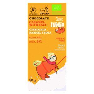 Σοκολάτα-Καραμέλα-Και-Αλάτι-Χωρίς-Γλουτένη-50gr-Orange-Bio