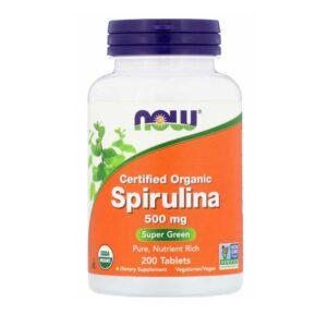 Σπιρουλίνα-200-ταμπλέτες-733739026989-Orange-Bio