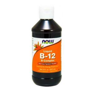 Υδατοδιαλυτή-B-12-237ml-733739004659-Orange-Bio
