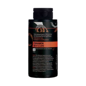 Gel-καθαρισμού-προσώπου-κανέλα-150ml-Bodyfarm-Orange-Bio