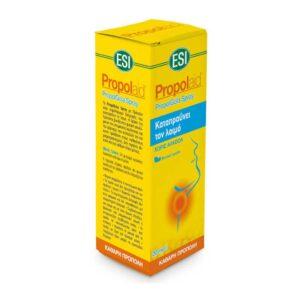 PropolGola-Spray-με-Πρόπολη-20ml-ESI-Orange-Bio