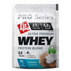 Ultra-Premium-Whey-Protein-Blend-Πρωτεΐνη-ορού-γάλακτος-σε-σκόνη-γεύση-καρύδα-30γρ-Fitspo-Orange-Bio