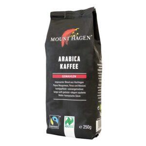 Καφές φίλτρου, 250gr, mounthagen, orange bio