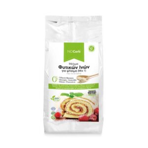Μείγμα φυτικών ινών για ψήσιμο mix 1, 250gr, no carb, orange bio