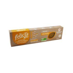 Σπαγγέτι 4 δημητριακά χωρίς γλουτένη, 400gr, Βιοαγρός, orange bio