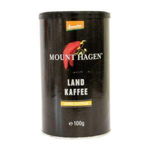 Υποκατάστατο καφέ, 100gr, mounthagen, orange bio