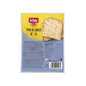 Λευκό-ψωμί-σε-φέτες-χωρίς-γλουτένη,-Schar,-250-gr,-Orange-Bio