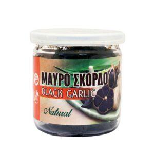 Μαύρο σκόρδο σε σκελίδες, health trade, 75 gr, orange bio