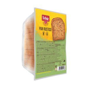 Πολύσπορο ψωμί σε φέτες χωρίς γλουτένη, schar, 250 gr, orange bio