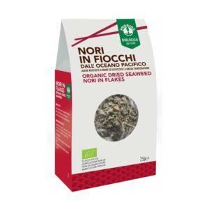 Βιολογικά φύκια nori σε νιφάδες, probios, 25gr, orange bio
