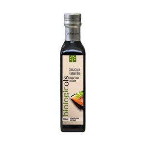 Βιολογική σάλτσα σόγιας, biologicoils, 250ml, orange bio