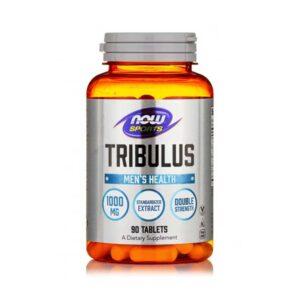 Εκχύλισμα tribulus σε ταμπλέτες, now sports, 90 ταμπλέτες, orange bio