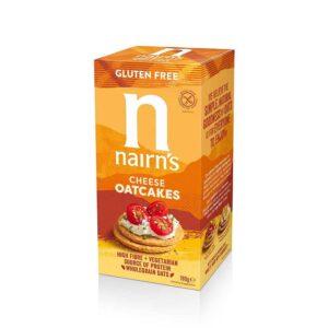 Μπισκότα-βρώμης-χωρίς-γλουτένη-με-τυρί,-Nairn's,-180gr,-Orange-Bio