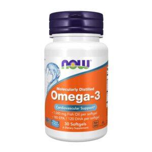 Ωμέγα-3-σε-μαλακές-κάψουλες,-Now-foods,-30-μαλακές-κάψουλες,-Orange-Bio
