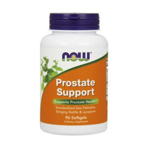 Prostate-support-μαλακές-κάψουλες,-Now-foods,-90-μαλακές-κάψουλες,-Orange-Bio